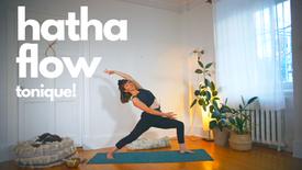 Hatha flow - tonique!