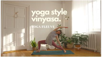 yoga style vinyasa