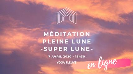 Méditation PL-SL en direct