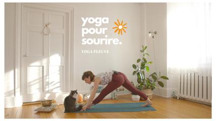 yoga pour sourire