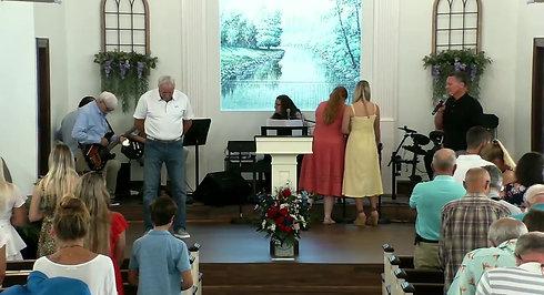 Sunday Service 07-18-21