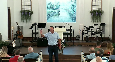 Worship Service 6-25-21