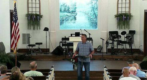 Wednesday Night Bible Study 7/7/21