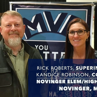 Novinger, MO Superintendent & Counselor Reviews