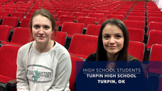 Turpin, OK High School Students' Reviews