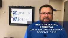 David Barton Elementary Principal Review