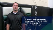 Polo R-V11 Secondary Principal Review