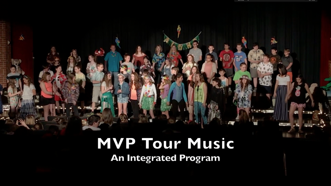 MVP Tour Vocal Music Program