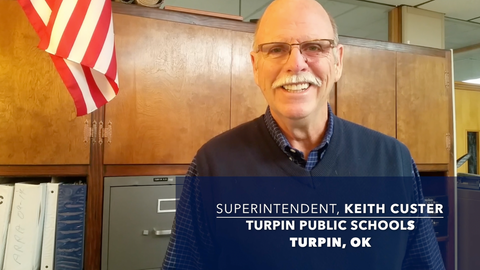 Turpin, OK Public Schools Superintendent Review