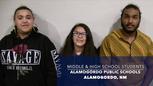 Alamogordo, NM Secondary Students' Reviews