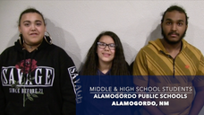 Alamogordo, NM Secondary Students' Reviews