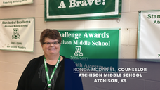 Atchison Middle School Counselor Review