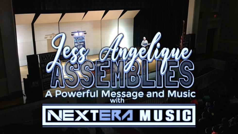 Jess Angelique Assemblies Promo