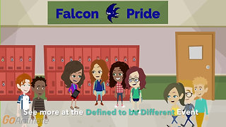 Defined to be Different Animation Series