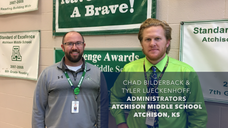 Atchison Middle School Administrators' Reviews
