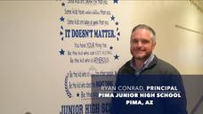 Pima, AZ Junior High School Principal Review