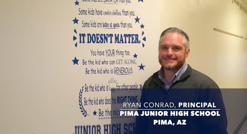 Pima, AZ Junior High School Principal Review