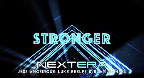 STRONGER LYRIC VIDEO PROMO