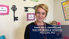 Macon Middle School Counselor Review