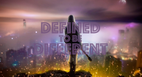 Defined to be Different Lyric Video
