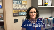 Atchison Elementary Principal Review
