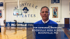 Boonville High School Review