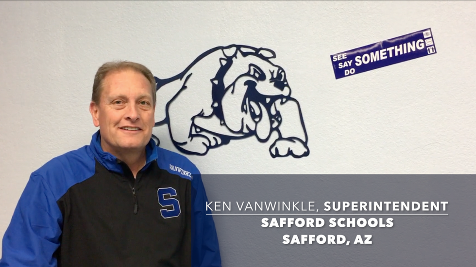 Safford, AZ Superintendent Review