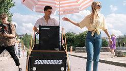 Soundboks Ice Cream Tour