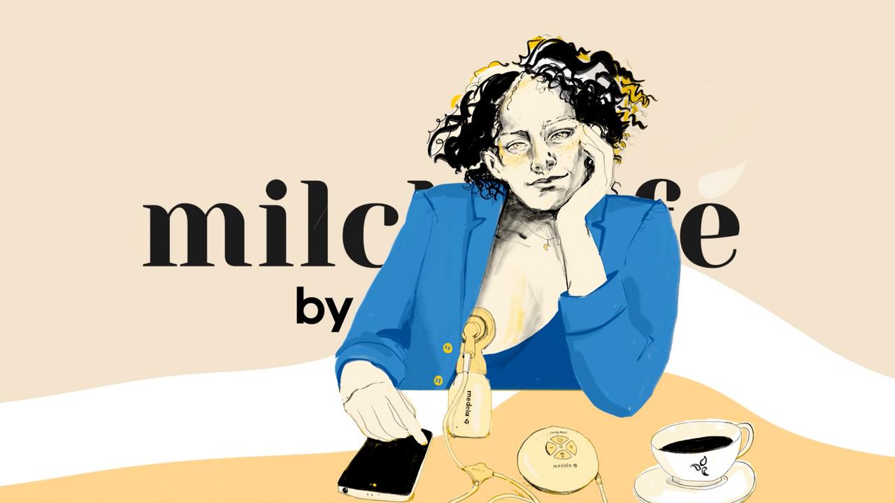 milchcafé by medela