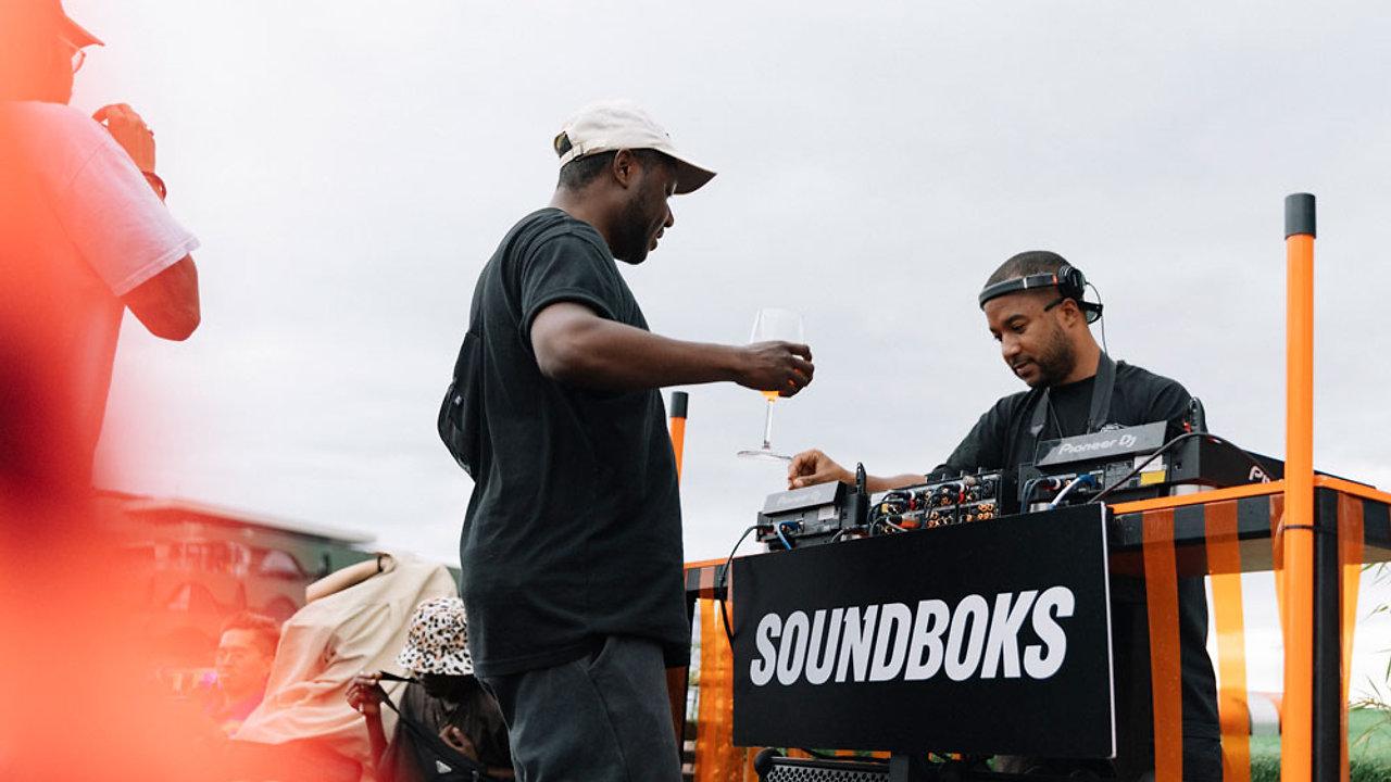 Soundboks - The Flow