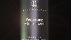 Perfecting moisturizer gleam