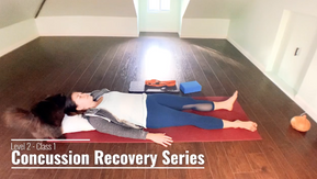 Concussion Recovery Series: Level 2 Class 1