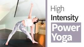 Power Yoga | High Intensity