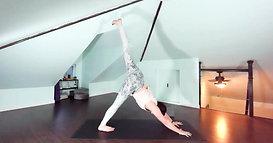 Power Yoga | Balance