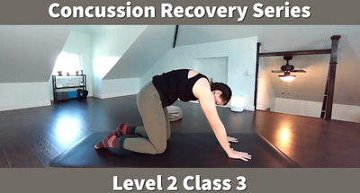 Concussion Recovery: Level 2 Class 3