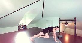 Power Yoga | Dancer