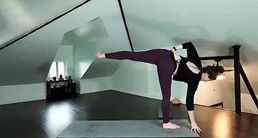 Power Yoga | Self-Acceptance