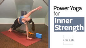 Power Yoga Flow for Inner Strength