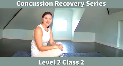 Concussion Recovery Level 2 Class 2