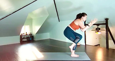 Power Yoga | Courage