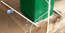 Ultra filtration system at Dhanuri village,Jhunjhunu.