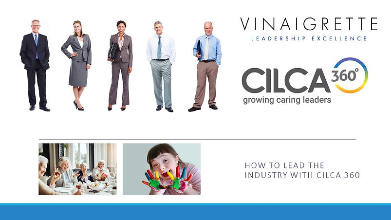 How to lead the industry with CILCA360