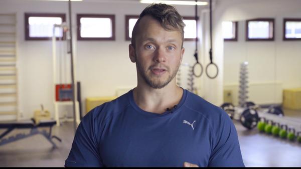 Personal Trainer Joona Niemi