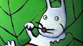 le lapin mange le chou