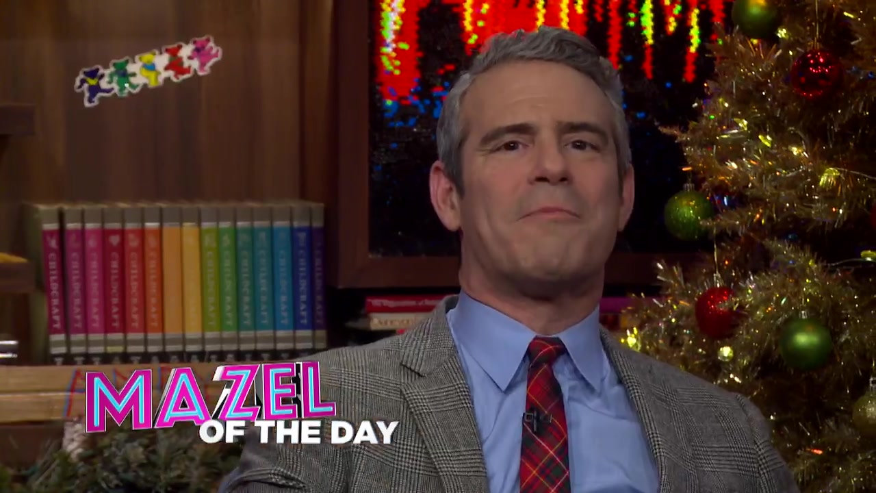 Andy Cohen Live - Stella