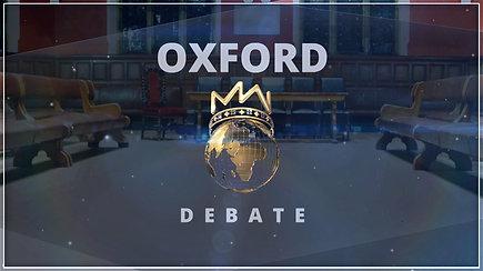 Miss World Oxford Debate Union VT