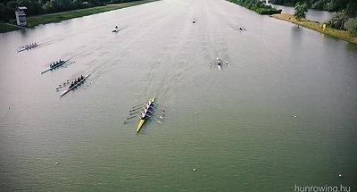 Evezős Országos Bajnokság 2017 by DrónDroid