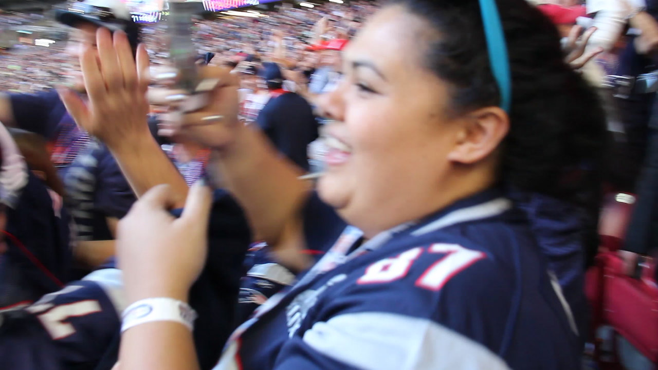 Hawaii Sports Fans Super Bowl Highlights