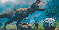 Jurassic World Teaser - Universal Picture Switzerland