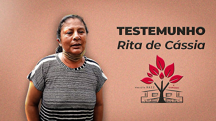 TESTEMUNHO || Rita de Cássia